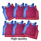 TEENS ADULTS Practice Mesh Scrimmage Jerseys Training Sports Vest Soccer