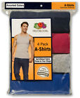 4-Pack Fruit of the Loom® Men's A-Shirts Tank Top  - Assorted Colors