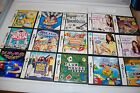 choice You Pick Nintendo DS Video Game Cartridges big brain academy cooking mama