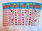 Star / Space Stickers Party Loot Bag Fillers Reward Charts - Choose Quantity