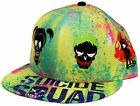 New Era 59Fifty Suicide Squad All Over Fitted Harley Joker Deadshot Killer Croc