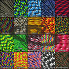 550 Paracord 7 strand cord Outdoor Survival Rope Atwood Brand 100ft USA Made