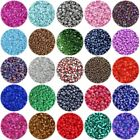50g Glass Seed Beads Size 11/0 approx 2mm  Choice of 35 Colours Craft Jewellery