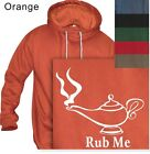 MEN'S PULLOVER HOODIE RUB ME - SEX #163- S to 4XL PLUS