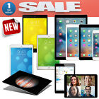 Apple iPad Air,mini,2,3,4 Wifi, AT&TMobile/Sprint/Verizon with One Year Warranty
