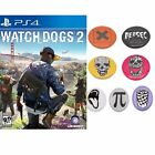 Watch Dogs 2 Badges  Marcus Cosplay Brooches Collectibles 7 Sets Accessories