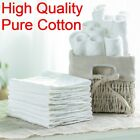 32x12cm Pure Organic Cotton Baby Cloth Diaper Soft Liner Insert Nappy ONSALE