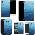 pattern case cover for many Mobile phones - blue lumber