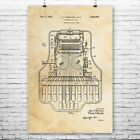 Court Reporter Stenotype Poster Print Stenographer Gift Courtroom Wall Art