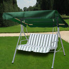 Waterproof Outdoor Swing Canopy Replacement Top Cover Green 77x43 75x52 66x45