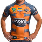 Wests Tigers 2017 NRL Rocket Racoon Marvel Jersey Sizes S-7XL BNWT