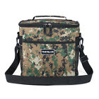 Waterproof Insulated Thermal Bag Picnic Lunch Box Cooler Storage Tote