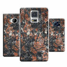 hard durable case cover for many mobile phones - marble design ref q132