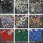 1440pcs Mixed Size High Quality Crystal Flatback Non Hot Fix Rhinestone Nail Art