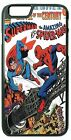 Superman Vrs Spider-man Comic Phone Case Cover for iPhone Samsung Htc LG iPod