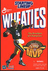 STARTING LINEUP  BRETT FAVRE of the GREEN BAY PACKERS  VARIOUS YEARS  NEW