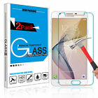 Tempered Glass Screen Protector Film for Samsung Galaxy J7 V/ 2017/Prime/Sky Pro