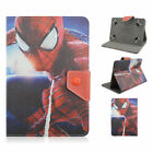 Fun Kids Gift Flip Leather Premium Case Cover For RCA Universal 7'' Inch Tablet