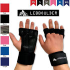 Внешний вид - Fitness Gloves Weight Lifting Gym Workout Training Wrist Wrap Strap Men / Women