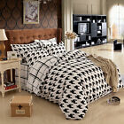 Cotton Double/Queen/King Size Bed Quilt/Duvet Cover/Sheet Sets 3372010