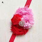 Kids Girl Baby Headband Toddler Lace Bow Flower Hairband Accessories Headwear