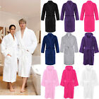 100% LUXURY EGYPTIAN COTTON TOWELLING BATH ROBE UNISEX DRESSING GOWN TERRY TOWEL