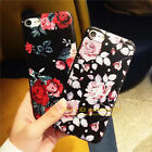 Ultra Slim Soft Silicone TPU Back Gel Case Cover For NEW Apple iPhone 5 6 7 Plus