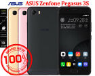 "ASUS Zenfone Pegasus 3S 5.2"" Octa Core Android 7.0 3+64GB Touch ID Phone 5000mAh"