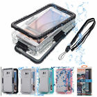 For Samsung Galaxy S7 S6 edge Note 5 Waterproof Shockproof Heavy Duty Cover Case