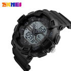 SKMEI Mens Wristwatches Outdoor Quartz Sports Watches Fashion Casual Waterproof