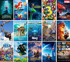 Disney Movie 27x40 POSTER/ BANNER beauty beast Lion King Toy Story Wall E UP