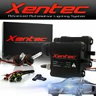 XENTEC XENON LIGHT 35W SLIM HID KIT 6K 6000K Diamond White H4 H7 H11 H13 9006 H1
