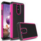 For LG Stylo 2/Stylo 3/Stylo 4 Hybrid Shockproof Rugged Impact Phone Case Cover <br/> 10% Off 2+ Items I 8 Colors | US Stock I 630+Sold!!