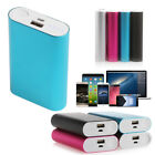 5V 2.1A Aluminum Power Bank Case Kit 3X 18650 Battery Charger Box for Cell Phone