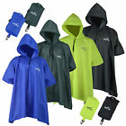 Fishing Bike Outdoor Cycling Rain Cape Poncho Coat Rainproof Waterproof Jacket