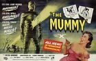 THE MUMMY PETER CUSHING CHRISTOPHER LEE FILM POSTER METAL SIGN TIN PLAQUE 1088