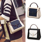 Women's Faux Leather Small Single Shoulder Bag Purse Handbag Crossbody Bag Cute