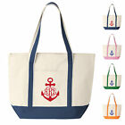 Customized-Canvas-Boat-Tote-Bag-Anchor-Motif-Monogrammed-w-Your-Initials