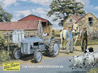 FORD FERGUSON 9L GREY MARE FARM TRACTOR VINTAGE STYLE METAL SIGN TIN PLAQUE  303
