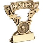 "Maths Trophy Award 3.75"" (93mm) Free Engraving up to 30 Letters"