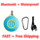 Bluetooth Mini Speakers Wireless Mobile Waterproof Portable for iPhone Tablet