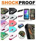 Samsung GALAXY J3 Emerge Express Prime 2 HYBRID Rugged Shockproof TPU Case Cover