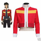 Voltron:Legendary Defender Keith Orange Jacket Top Coat Cosplay For Party #we