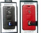 Official Licensed Ferrari Horizontal Leather Flip Book Case for iPhone 6 / 6S