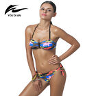 Women Sexy Bikini Sets Swimwear Bandage Swimsuit Push Up Low Waist Beachwear New