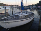 1972 Cheoylee Offshore 33 Sailboat, Dowell Maryland | NO FEES, NO RESERVE
