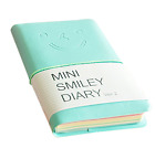Novelty Hard Cover Mini Notebook Episode Diary Book Candy color smiling face