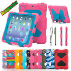 "Shockproof Rugged Hard Case W/drop Proof Case For New Ipad 9.7"" 2017 Mini 2 3 4"