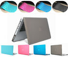A1278 Rubberized Hard Shell Case Cover Keyboard for Apple Macbook Pro 13.3""
