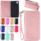For HTC Desire 626s 828- Printed Design PU Leather Wallet Stand Case Cover